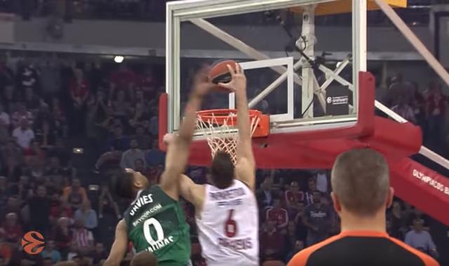2017-18 Turkish Airlines EuroLeague: Top 10 dunks!