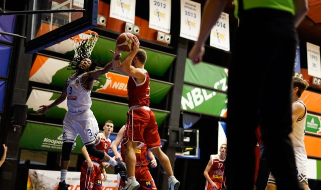 27.11.18: Praha vs. Lions
