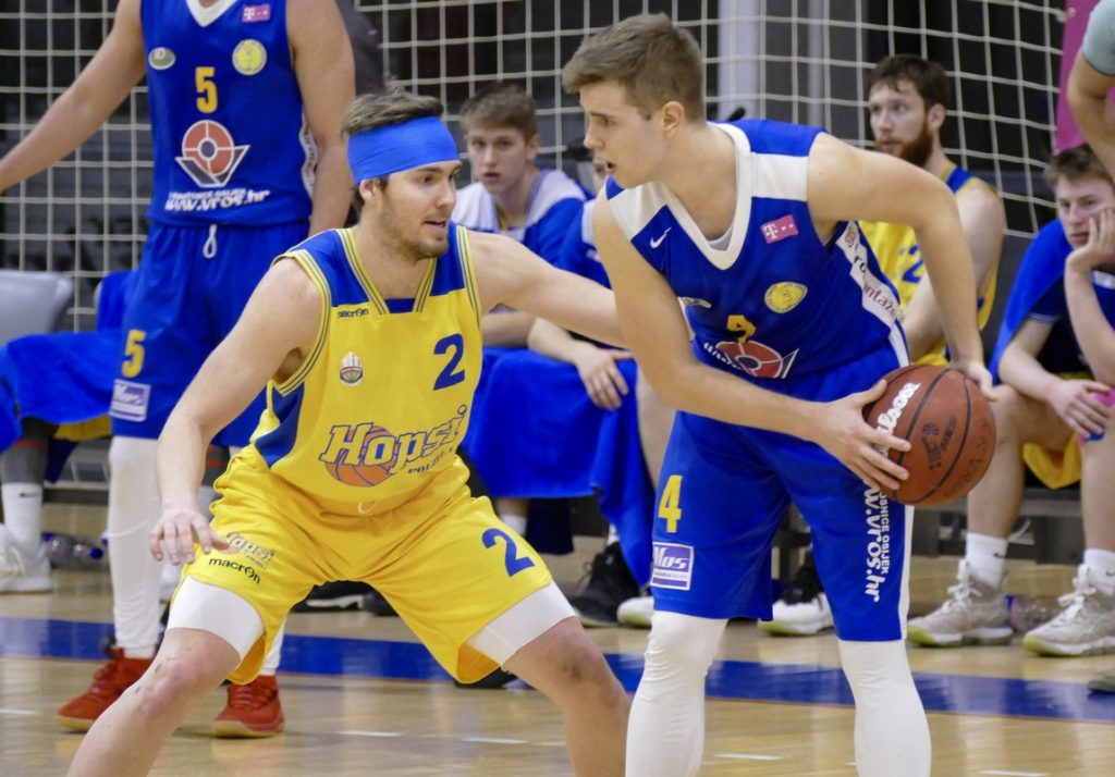 Osijek takes last play-off-spot