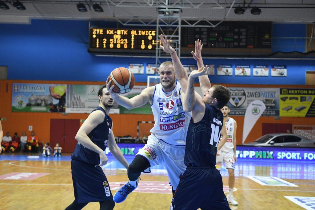 20.02.19: ZTE KK vs. Gliwice