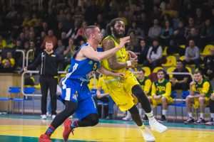 Levice makes big step torwards semifinals