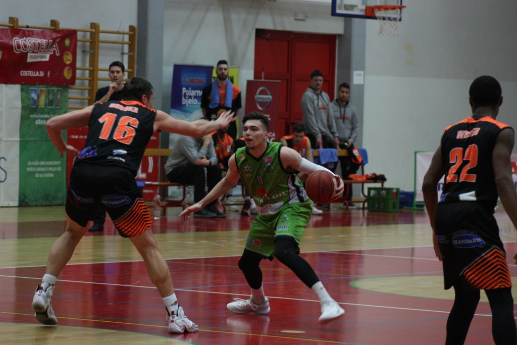 Skrljevo made it to the semifinals