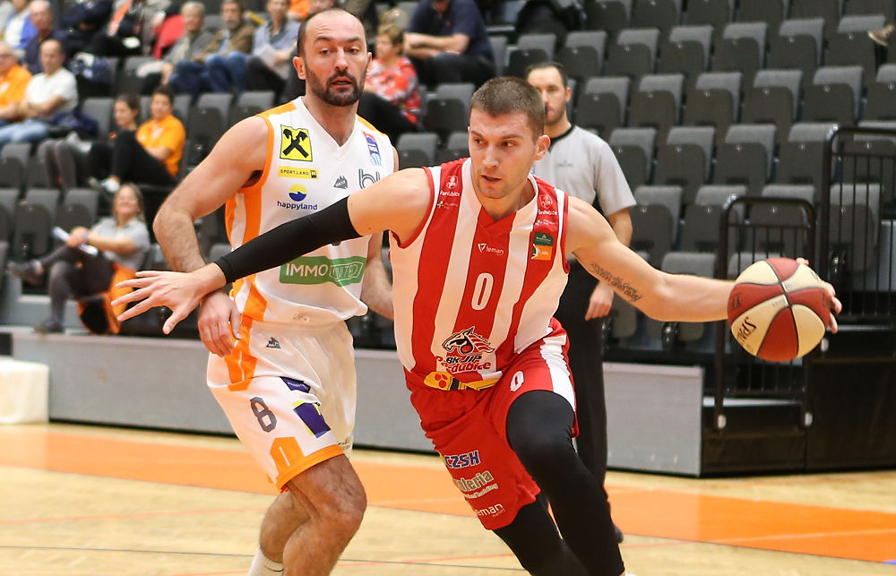 Pardubice starts AAC-career with victory