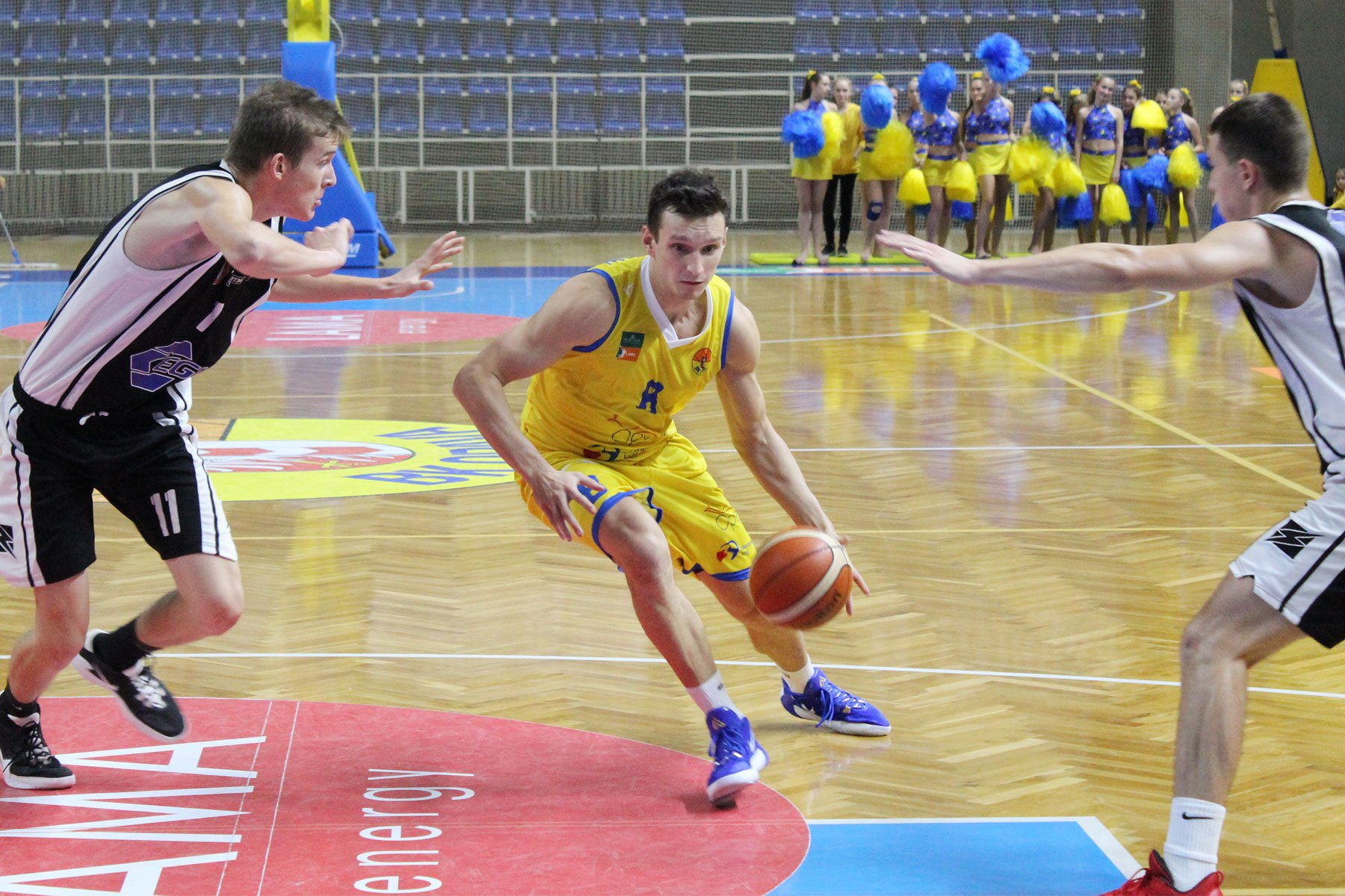 Easy win for Opava