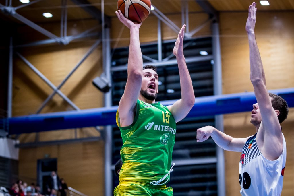 Levice escapes with important win