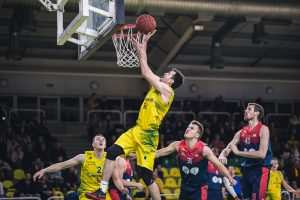 Levice secures play-off spot